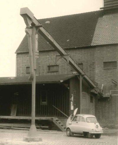 Zuther 1947 Reparaturen von Kleinmühlen und Herstellung von Müllereimaschinen