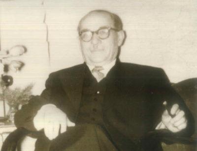 Karl Zuther, Gründer der Mühlen- und Speicherbau von Müller- und Mühlenbaumeister Karl Zuther in Meseritz 1921