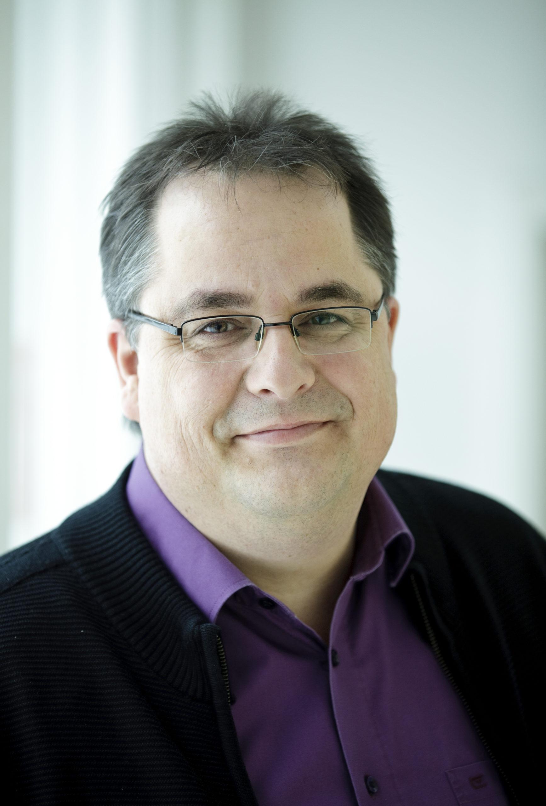 Andreas Zuther, Geschäftsleiter bei der Zuther GmbH in Karwitz